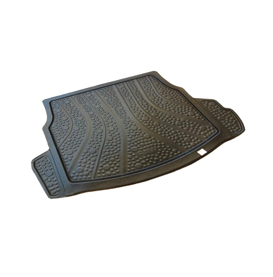 کفی صندوق عقب چرم سه بعدی بسترن B50 - مشکی- بابل