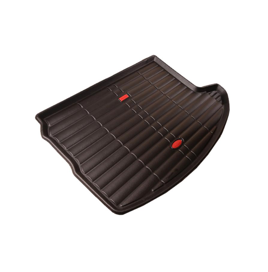 کفی صندوق عقب چرم سه بعدی مشکی هایما s5 - بابل